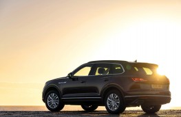 Volkswagen Touareg 3.0 V6 340ps, 2019, rear