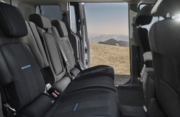 Ford Tourneo Connect Active, 2020, seats