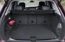 Volkswagen Touareg, boot