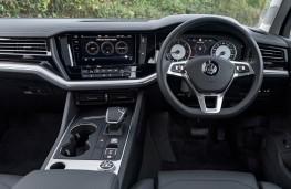 Volkswagen Touareg, interior