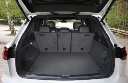 Volkswagen Touareg, 2018, boot, minimum