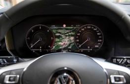 Volkswagen Touareg, 2018, instrument panel