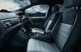 Volkswagen Touran, interior