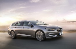 Vauxhall Insignia Sports Tourer, 2017