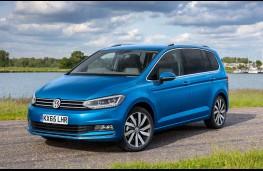 Volkswagen Touran, front, static