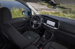 Ford Tourneo Connect, 2021, interior