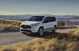 Ford Tourneo Connect Active, 2020, front