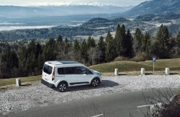 Ford Tourneo Connect Active, 2020, side