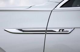 Volkswagen Touareg, 2018, side trim