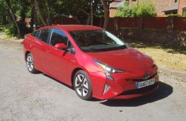 Toyota Prius Business Edition +2