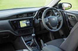 Toyota Auris, interior