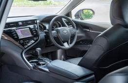 Toyota Camry Excel, interior