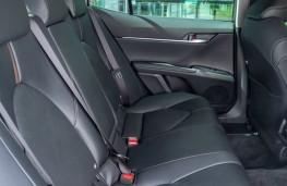Toyota Camry, interior, rear
