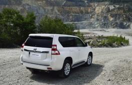 Toyota Land Cruiser 2014 rear