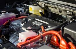 Toyota RAV4 Hybrid, engine