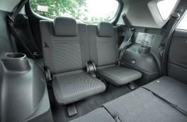 Toyota Verso, third row seats