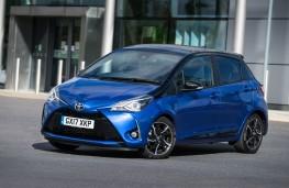 Toyota Yaris, dynamic
