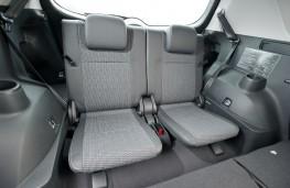 Toyota Verso, seating