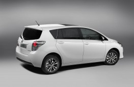 Toyota Verso, rear