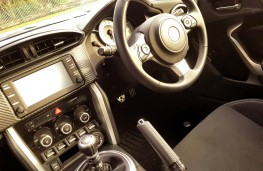 Toyota GT86 2.0, cabin