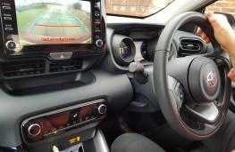Toyota Yaris 1.5 Design Hybrid, cabin