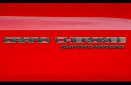 Jeep Grand Cheorkee Trackhawk, 2018, badge