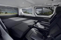 Renault Trafic SpaceClass, 2020, interior