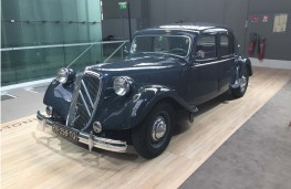 Citroen Traction Avant, 1954