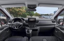 Renault Trafic Passenger, 2020, interior