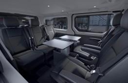 Renault Trafic SpaceClass, 2020, VIP interior