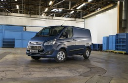 Ford Transit EcoBlue, 2016