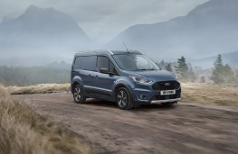 Ford Tranist Connect Active, 2020, front