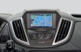 Ford Transit EcoBlue, interior