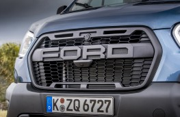Ford Transit Trail, 2020, grille