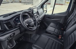 Ford Transit Trail, 2020, interior
