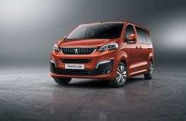 Peugeot Traveller, front