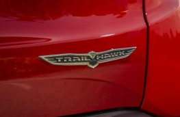 Jeep Renegade Trailhawk 4xe, 2020, badge