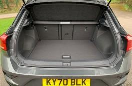 VW T-Roc Black Edition, 2021, boot
