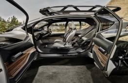 Audi AI:Trail, 2019, doors