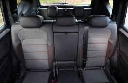 SEAT Tarraco, 2019, rear seats