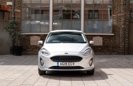 Ford Fiesta Trend, front