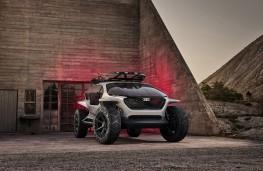Audi AI:Trail, 2019, front, static