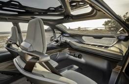 Audi AI:Trail, 2019, interior