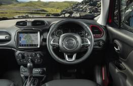 Jeep Renegade Trailhawk 4xe, 2020, interior