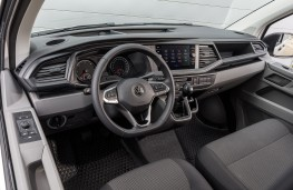 Volkswagen Transporter T6.1, 2019, interior