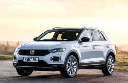Volkswagen T-Roc, 1.0 TSI Design, 2017