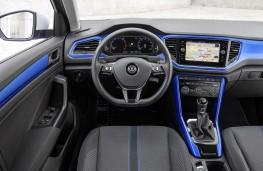 Volkswagen T-Roc, 2017, interior