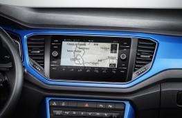 Volkswagen T-Roc, 2017, display screen