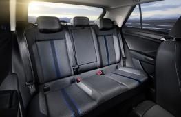 Volkswagen T-Roc, 2017, rear seats