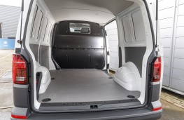 Volkswagen Transporter T6.1, 2019, panel van, load space